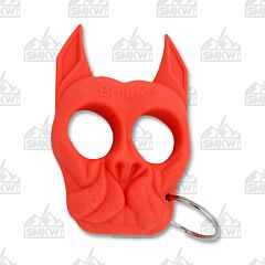 Panther Trading Co. Brutus Self Defense Key Chain Red