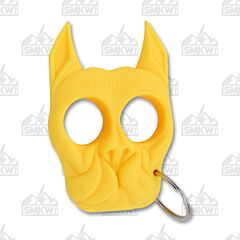 Panther Trading Co. Brutus Self Defense Key Chain Yellow