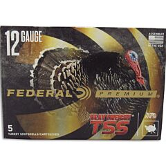 "Federal Premium Heavyweight 12 Gauge 3"" # 9 Shot 5 Rounds"