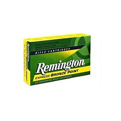 Remington Express 250 Savage 100 Grain Pointed Soft Point 20 Rounds