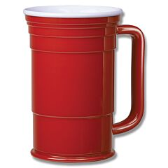 Red Cup Living 24oz Handled Mug