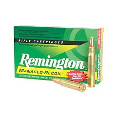 Remington 7mm Remington Magnum 140 Grain Pointed Soft Point 20 Rounds