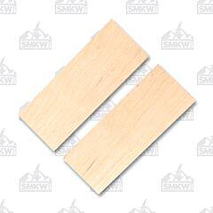Rough Ryder Handle Slab Oak Wood
