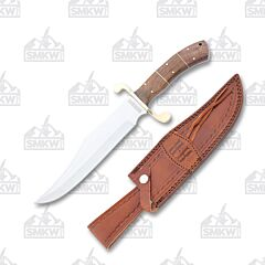 Rough Ryder Bowie Knife Wood