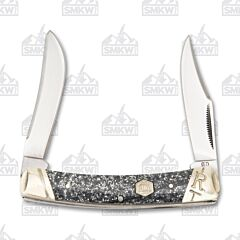 Rough Ryder Silver Sparkle Moose