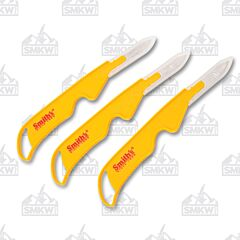 Smiths 3 Pack Field Dressing Knives