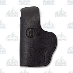 1791 Gunleather Night Sky Black SCH Right Hand Multi-Fit IWB Smooth Concealment Holster Size 3