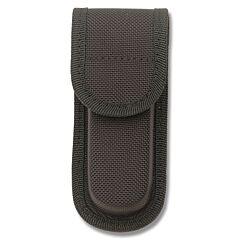 "Black Nylon Belt Sheath fits Folding Knives up to 3-1/2"" Closed"