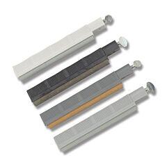 Lansky Curved Blade Sharpening Hones 4pc Set