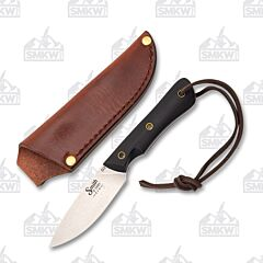 Smith and Sons Brave Black Micarta