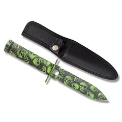 Undead Fixed Blade - Green