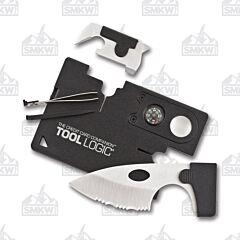 Tool Logic Credit Card Companion Multitool