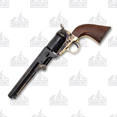Traditions Performace Firearms 1851 Navy Revolver .44 Cal Steel FR18512