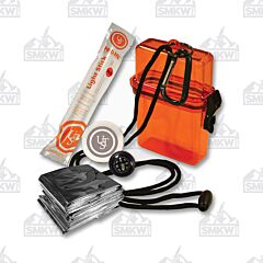 UST Orange Watertight 1.0 Survival Kit Model 20-727-01