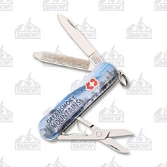 Victorinox Swiss Army Classic SD Great Smoky Mountains Winter