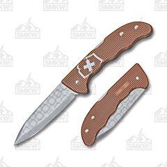 Victorinox Limited Edition 2020 Copper Brown Alox Hunter Pro