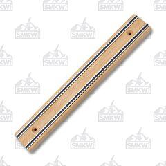 """Wüsthof 12"""" Wooden Magnabar Magnetic Strip"""