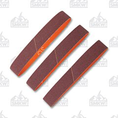 Work Sharp CPAC006 3pc Red Replacement Belt Kit