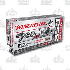 Winchester Deer Season 350 Legend 150 Grain Extreme Point 20 Rounds