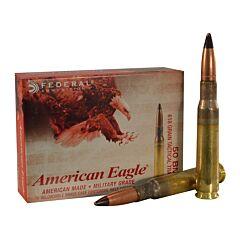 Federal American Eagle 50 Browning Machine Gun 618 Grain Full Metal Jacket 10 Rounds
