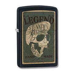 Zippo Legendary Skull  Lighter