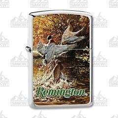Zippo Remington Mallard Ducks Lighter
