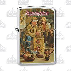 Zippo Remington Old Mn Decoys Lighter