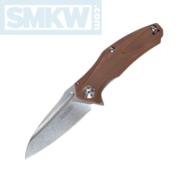 Kershaw Knives Copper Natrix Folder with Copper Handle
