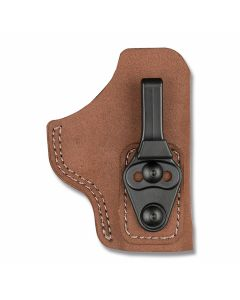 BIANCHI Tan Model 6T Tuckable IWB Right Hand Carry Holster Model 10764