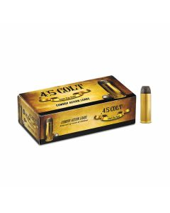 Aguila Cowboy Action 45 Long Colt 200 Grain Round Nose Flat 50 Rounds