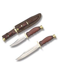 Hunter's Combo with Leather Sheath