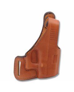 Bianchi Model 75 Venom Belt Slide Holster Glock 17/19/22/23/26/27/34/35 Tan Right Hand