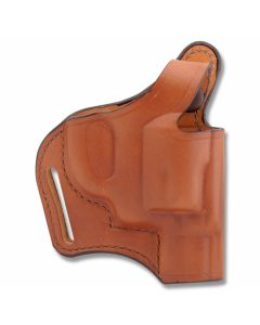 "Bianchi Model 75 Venom Belt Slide Holster S&W Model 36/36LS .38Special 1.87"" BBL Tan Right Hand"