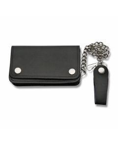 """6"""" BI-Fold Biker Wallet"""