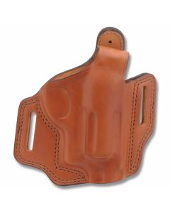 "Bianchi Model 5 Black Widow Belt Slide Holster Judge .45 Colt/.410 2.5"" 3""-6"" BBL Right Hand"