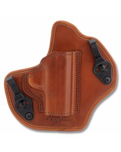 "Bianchi Model 135 Allusion IWB Holster S&W M&P Shield 9mm 3.1"" BBL Tan Right Hand"