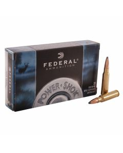Federal Power-Shok 308 Winchester/7.62 NATO 150 Grain Soft Point 20 Rounds