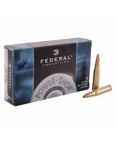 Federal Power-Shok 308 Winchester/7.62 NATO 180 Grain Soft Point 20 Rounds
