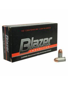CCI Blazer 380 ACP 95 Grain Full Metal Jacket 50 Rounds
