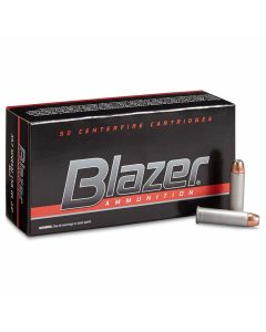 CCI Blazer 357 Magnum 158 Grain Jacketed Hollow Point 50 Rounds