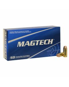 Magtech Sport 40 S&W 180 Grain Full Metal Jacket 50 Rounds