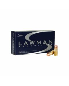 CCI Speer Lawman 357 Sig 125 Grain Total Metal Jacket 50 Rounds