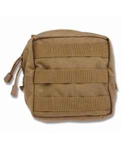 5.11 6x6 Pouch For LBE Vests - Flat Dark Earth