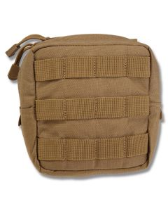 5.11 6x6 Padded Pouch For LBE Vests - Flat Dark Earth