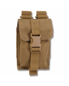 5.11 Strobe/GPS Pouch For LBE Vests - Flat Dark Earth