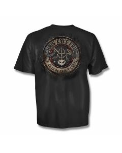 Chris Kyle Frog Foundation Gritty Distressed T-Shirt - XXL