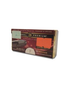 Federal Premium Hunter Match 22 Long Rifle High Velocity 40 Grain Lead Hollow Point 50 Rounds