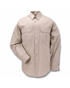 5.11 Taclite Pro Long Sleeve Shirt - Khaki - Small