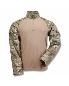 5.11 Rapid Assault TDU Shirt - Multi Camo - Small