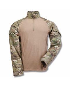 5.11 Rapid Assault TDU Shirt - Multi Camo - XXLarge